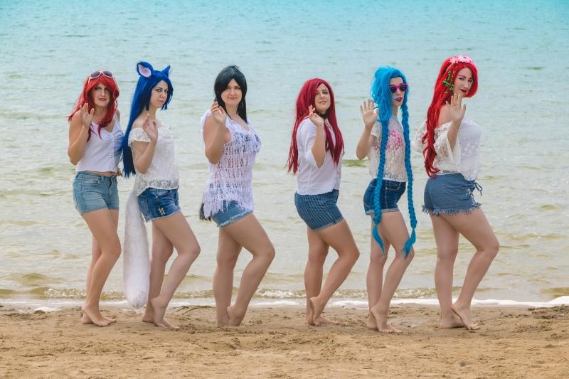 Beach Party Team
