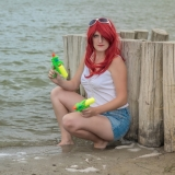 Beach Party Miss Fortune